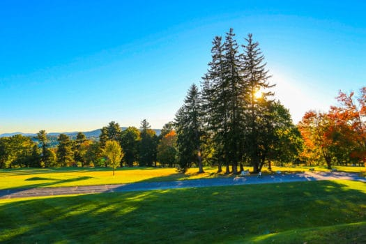 Cranwell Resort in the Berkshires