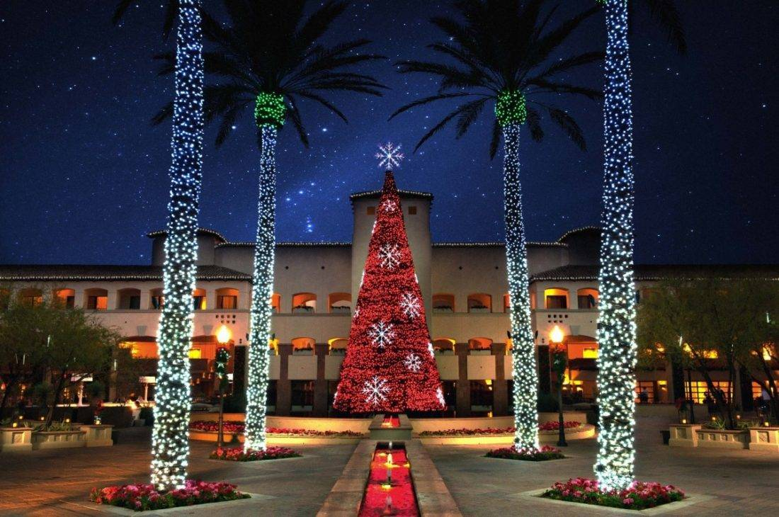 the best christimas hotels to spend christmas - Best Christmas Decorations