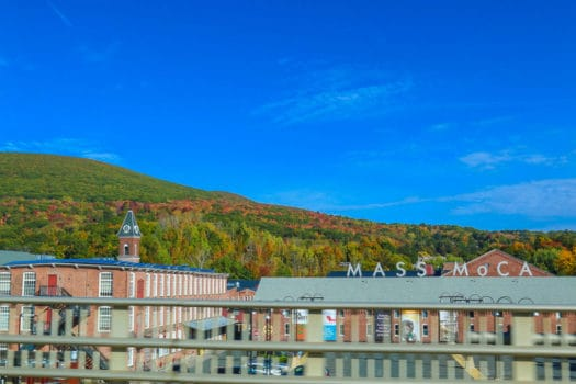 Mass MoCA and the Porches Inn: An art utopia for families in the Berkshires