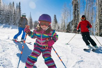 Best Family Ski Resorts: Slopes, Ski Schools, Suites, and S'Mores