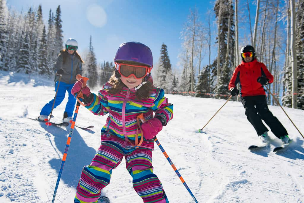 Best Family Ski Resorts for Families