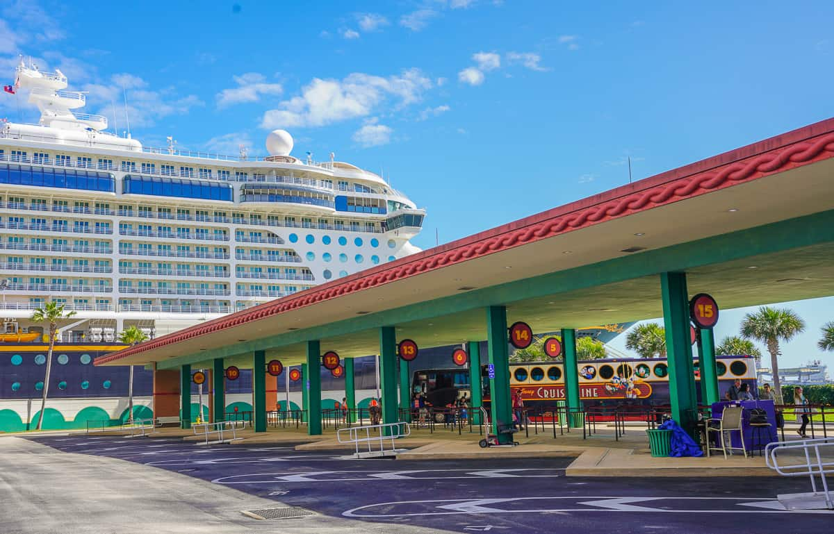 Best Disney Cruise Line Tips on Disney Port Transfers