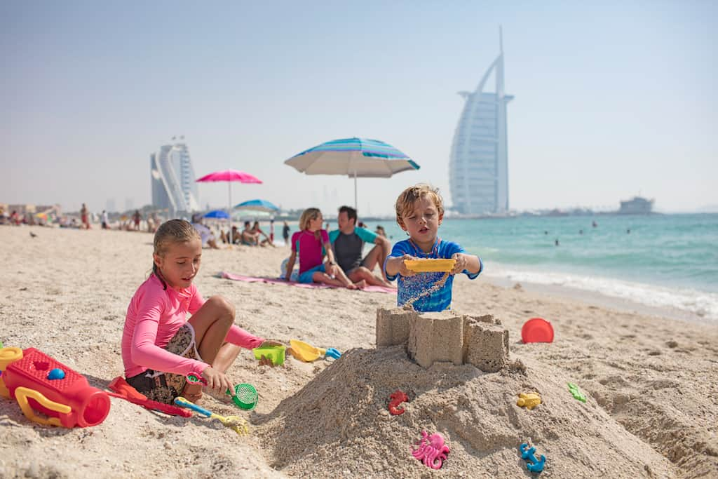 Best Dubai Beach Hotels For Families