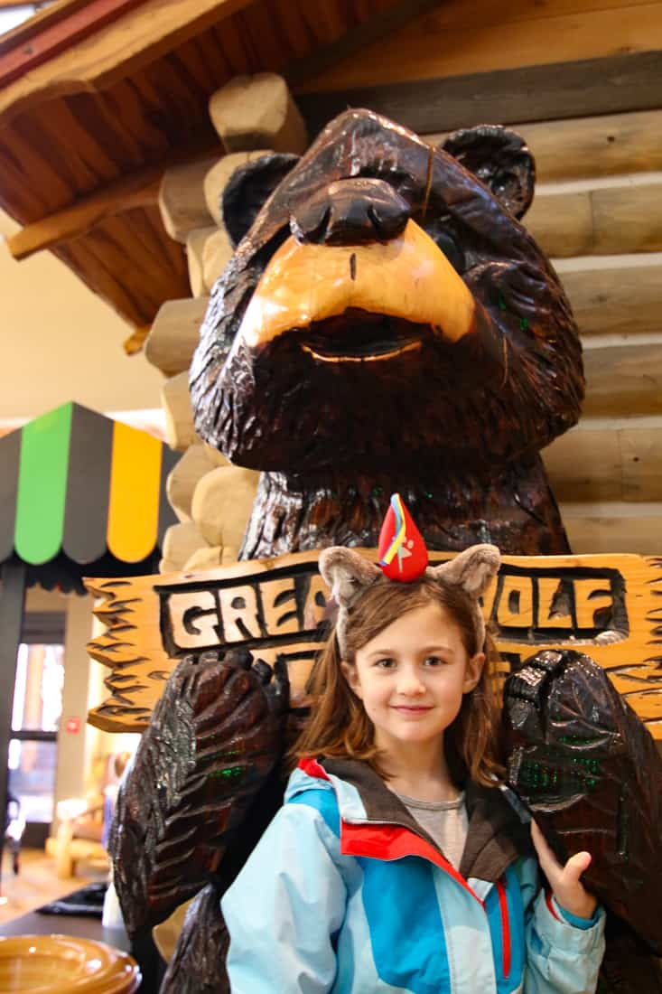 Great Wolf Lodge Birthday party Indoor Water Parks in New England