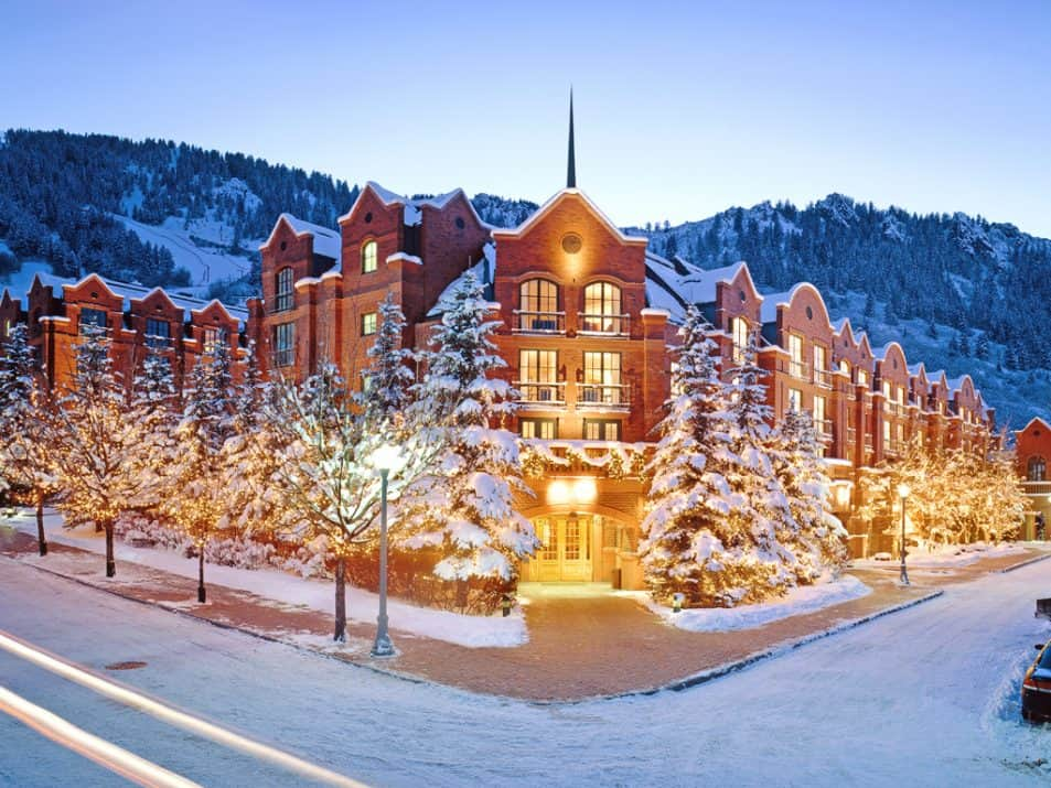 The St. Regis Aspen Resort Snowmass Colorado A ski Guide for families