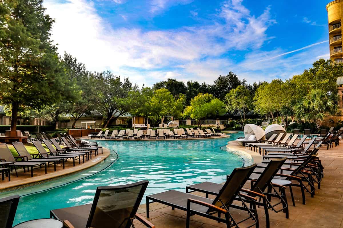 Four Seasons Dallas FOur Seasons Las Colinas Pool