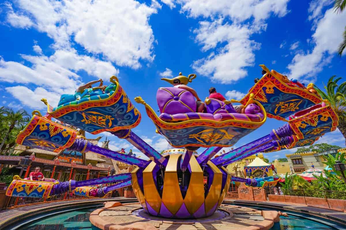 The Best Magic Kingdom Rides By Age And Thrill Level