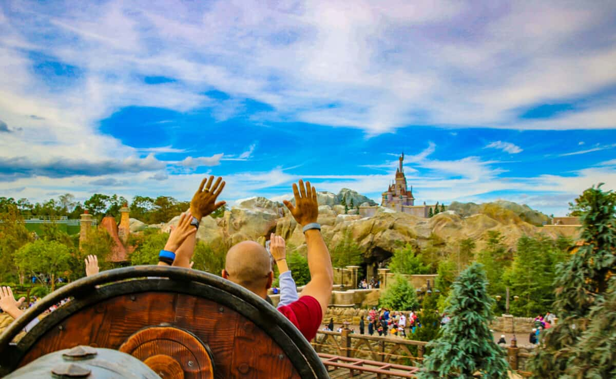 Best Magic Kingdom Rollercoasters